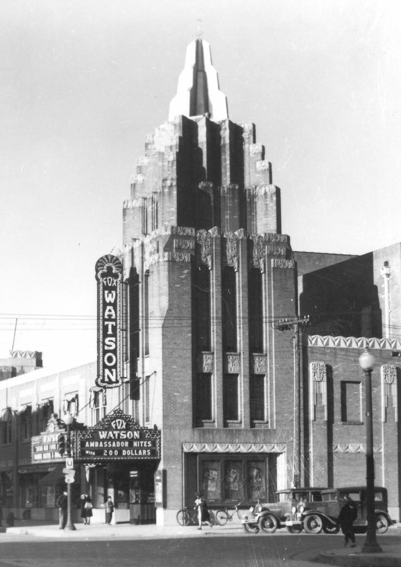 Fox Watson Theater, Salina, Kansas