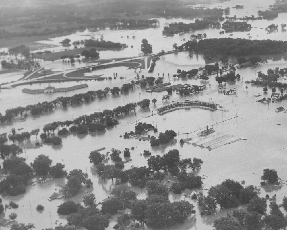 Flood, Topeka, Kansas