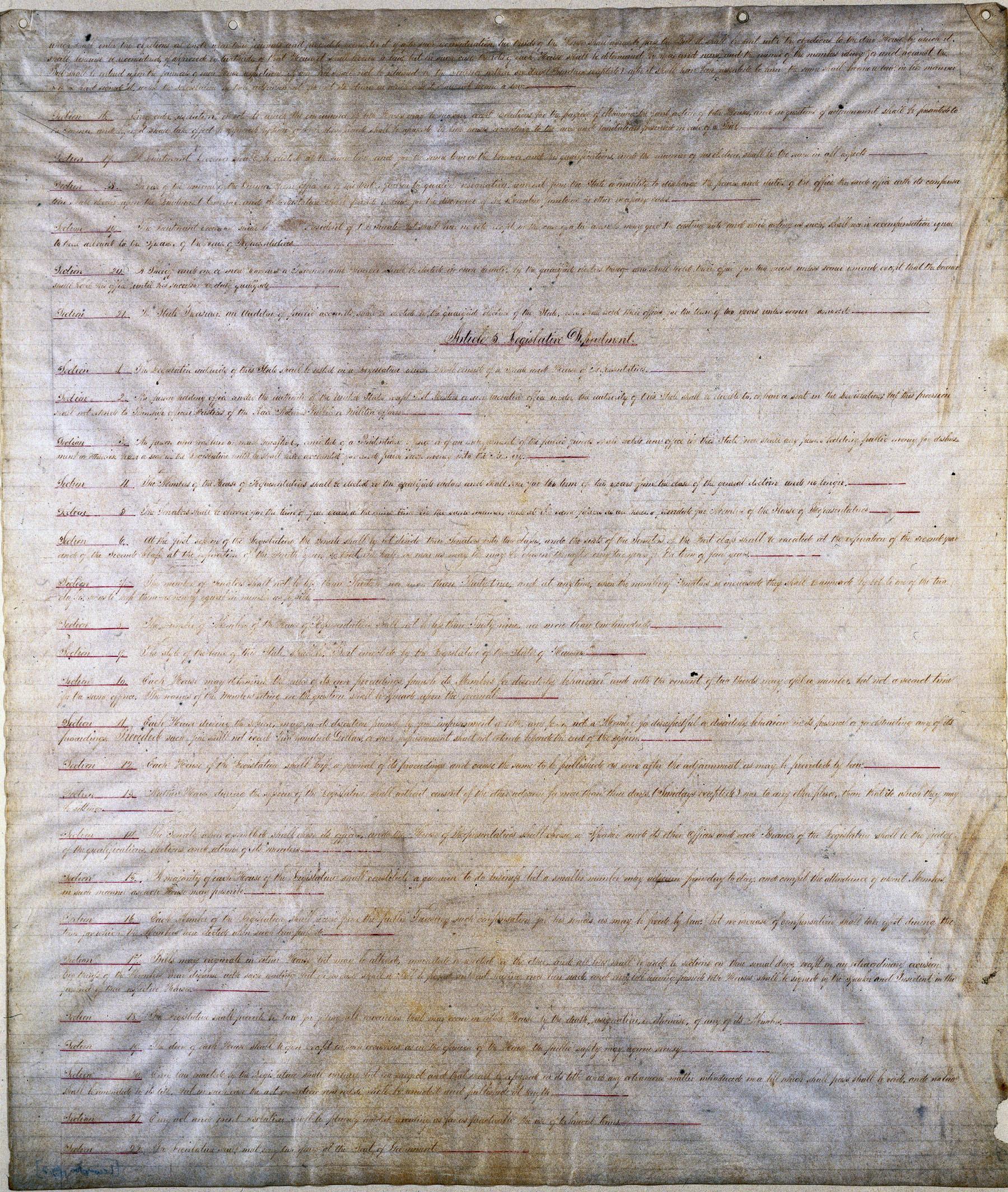Lecompton Constitution - 2