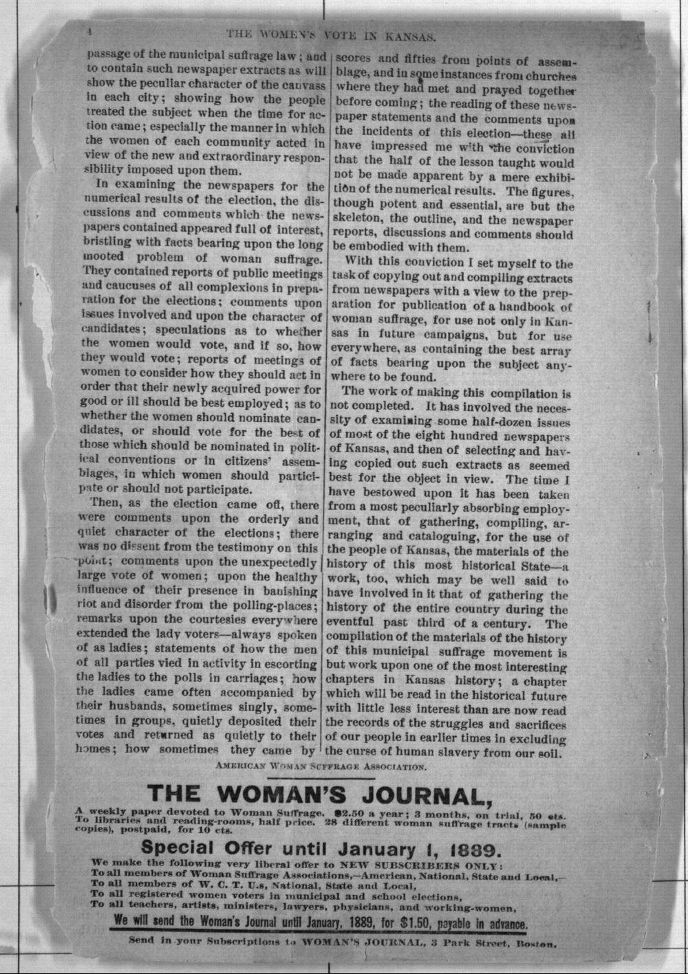 The women's vote in Kansas - 4