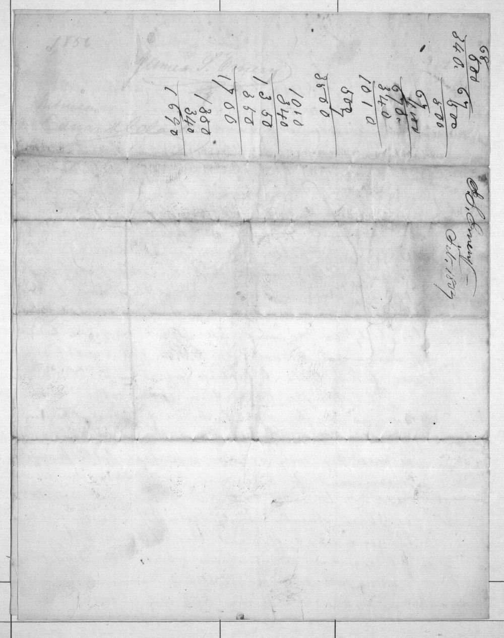 Deed to Nathaniel S. Higgins - 3