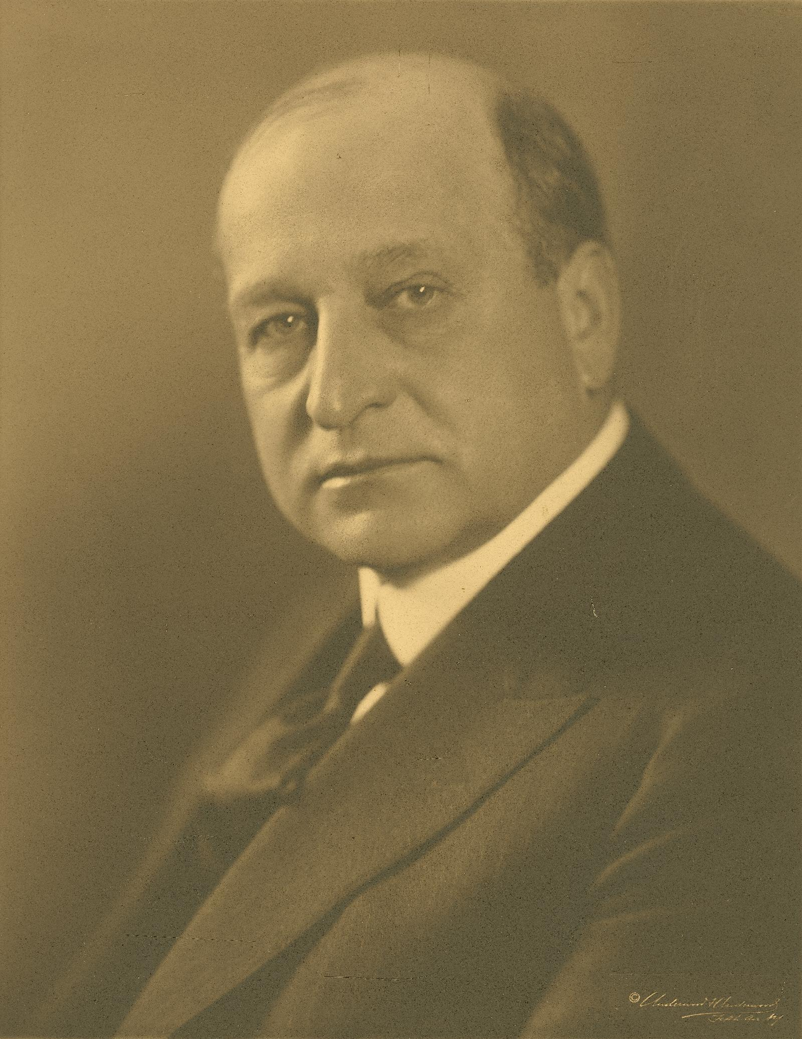 Henry Justin Allen, Governor of Kansas, 1920