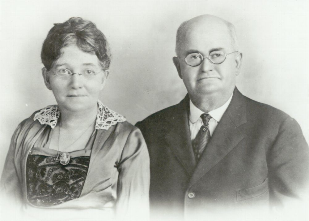 Walter and Flora Colmery