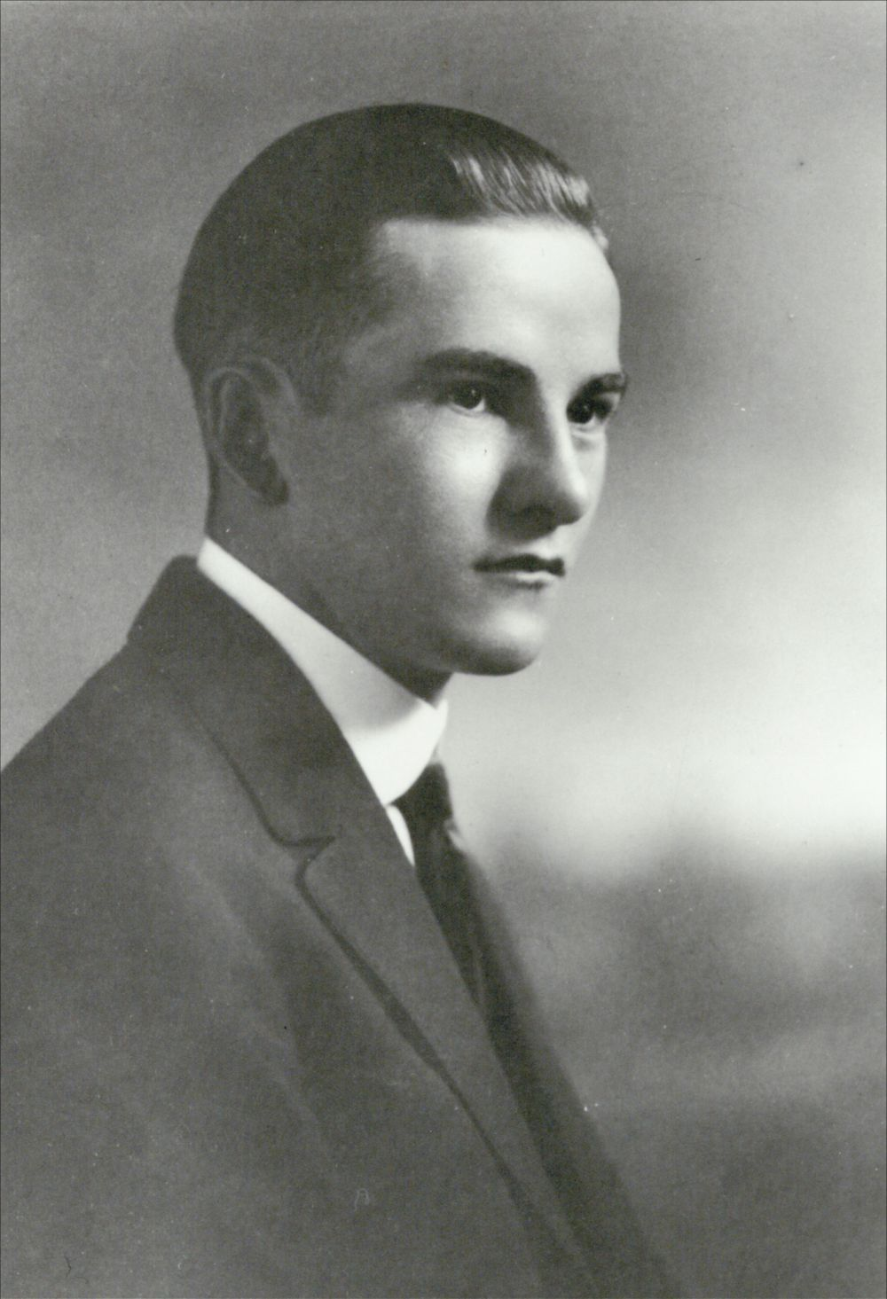 Harry Walter Colmery, as a young man.
