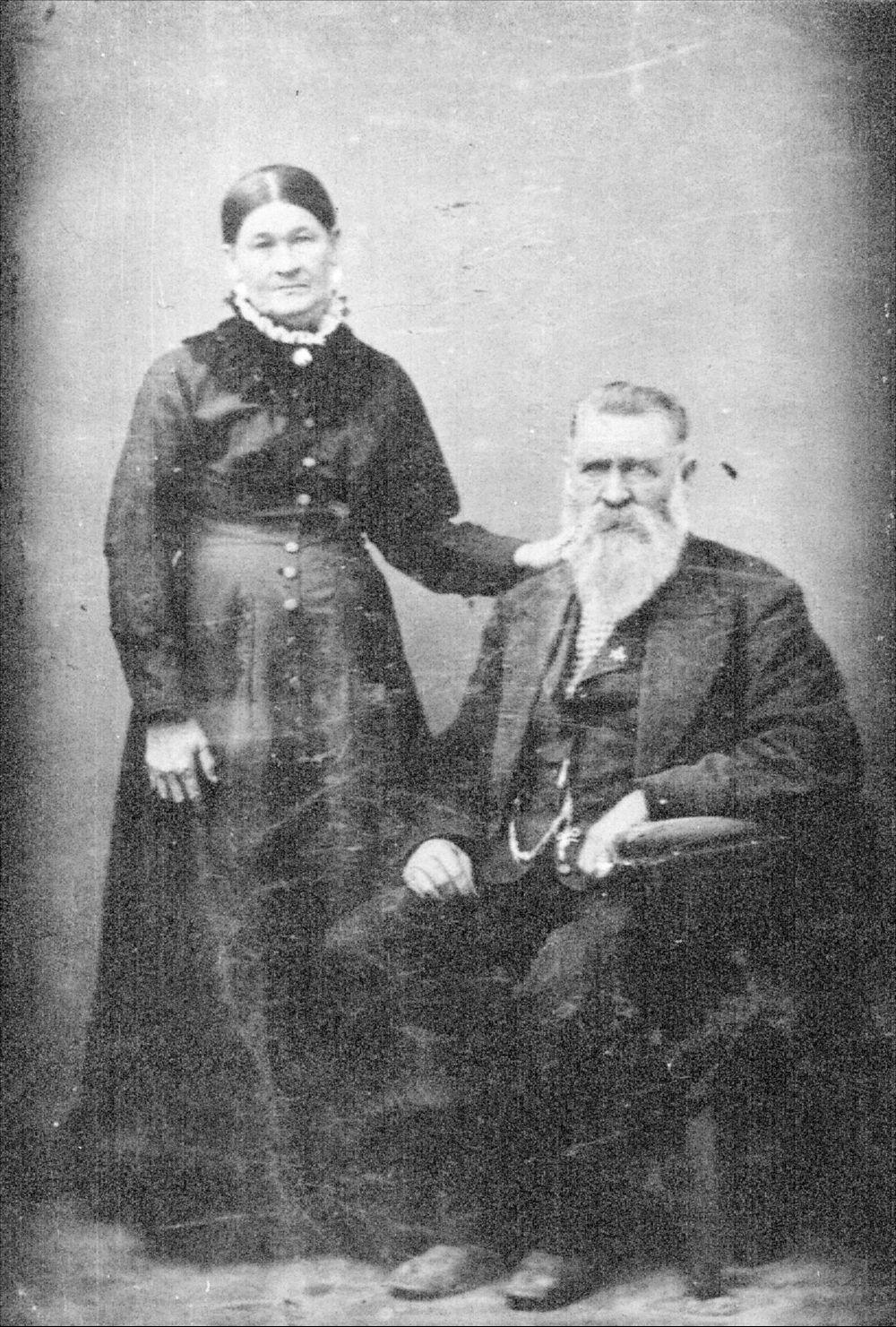 Nicholas and Virginia Ann Earp