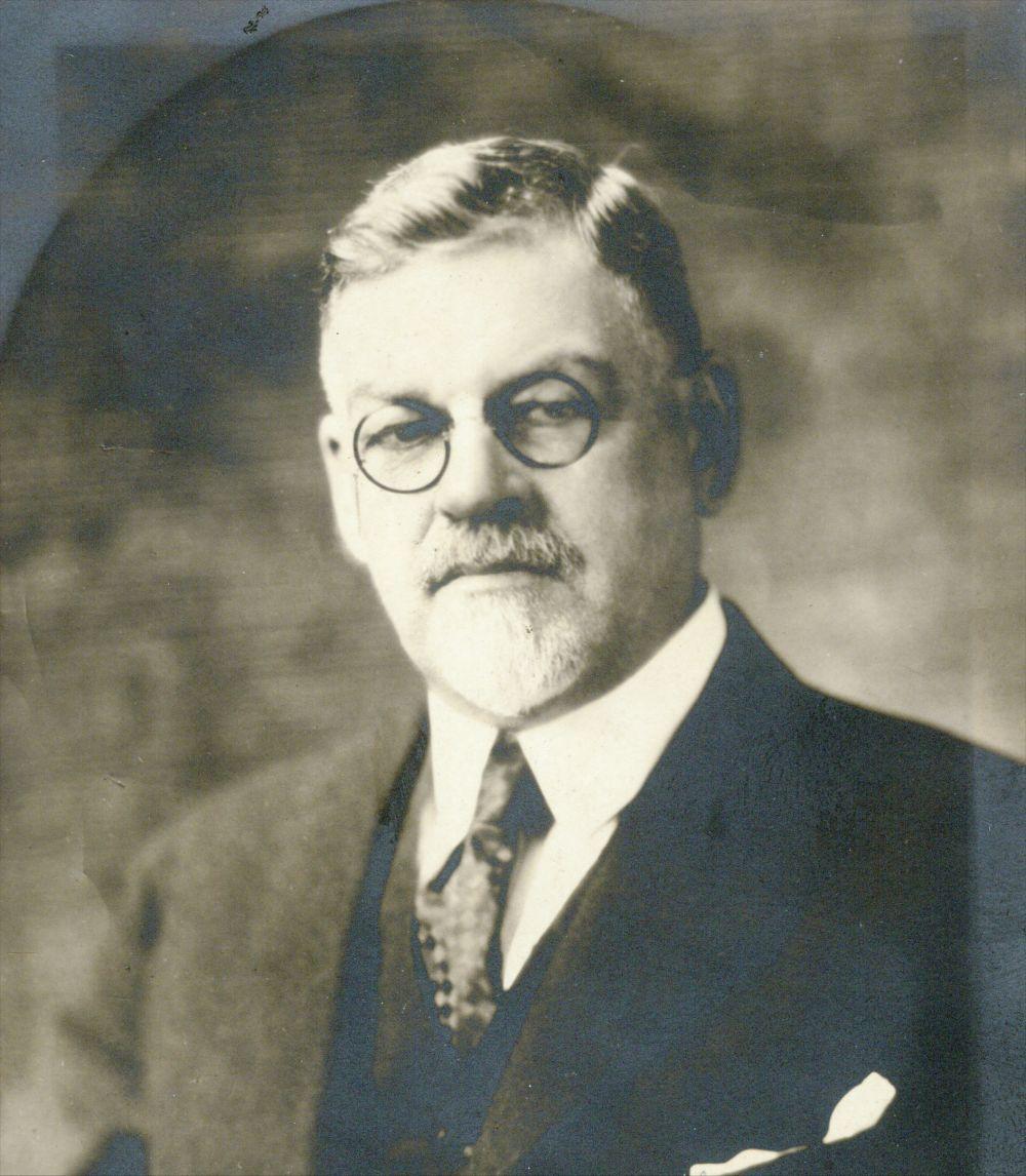 William Benston Storey