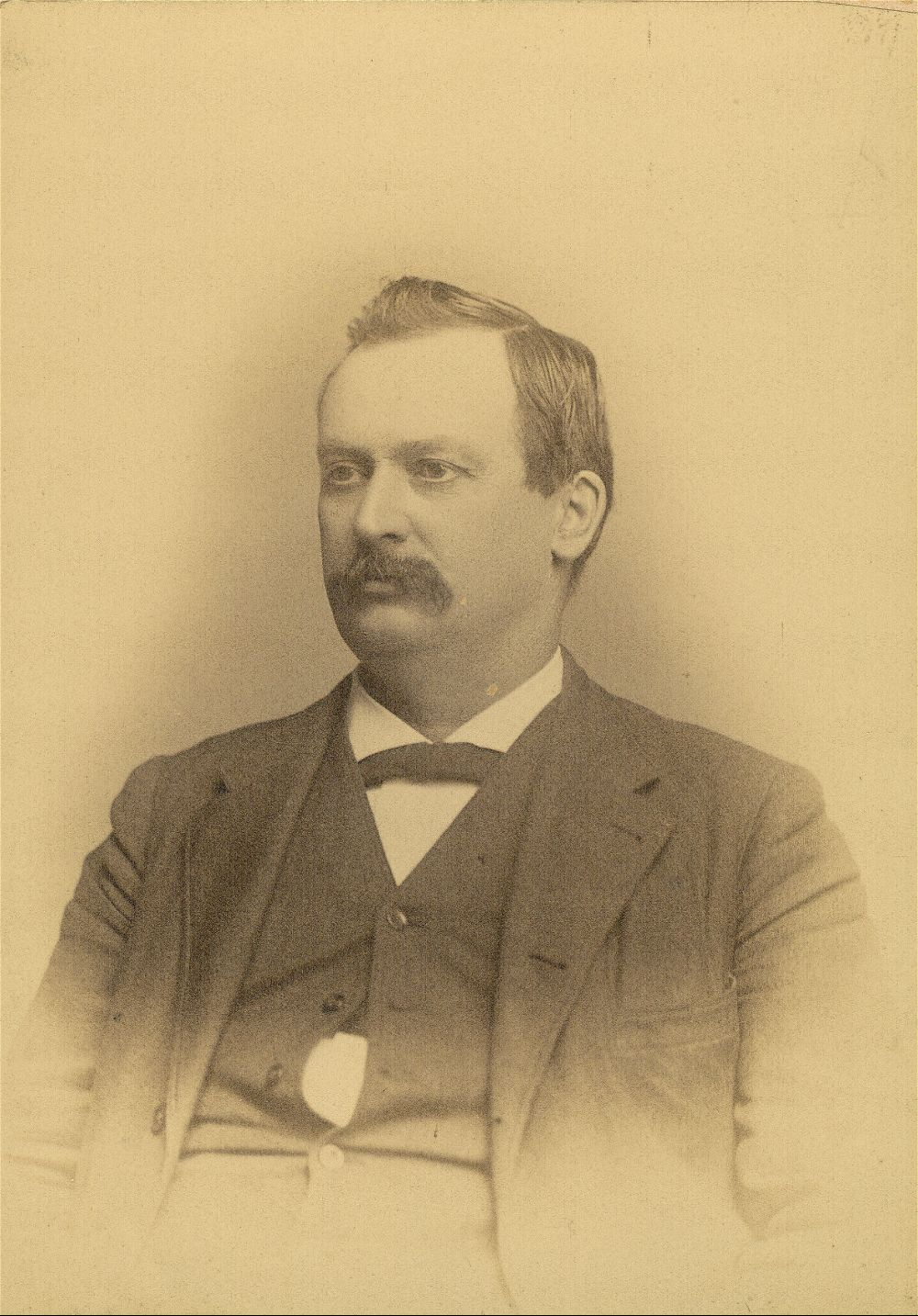 John A. Martin, Non-Delegate officer, 10th Governor of Kansas
