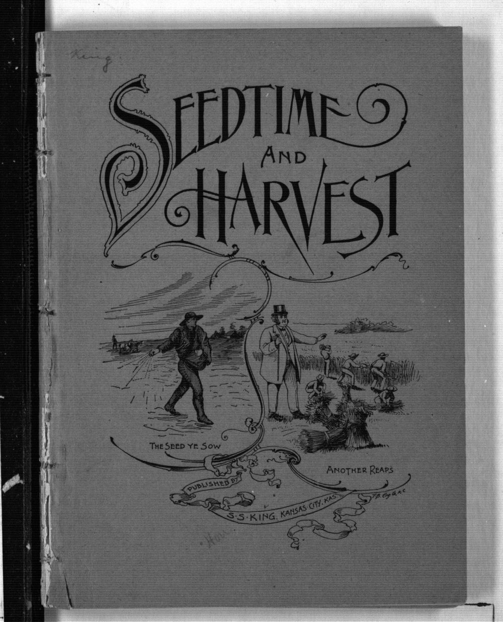Seedtime and Harvest - Front Cover