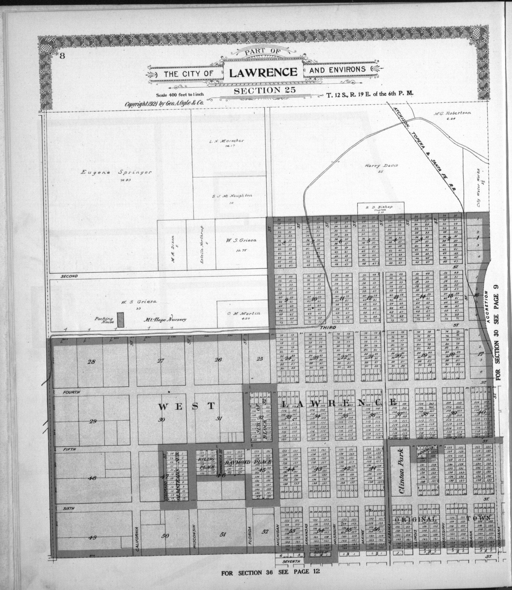 Standard atlas of Douglas County, Kansas - 5