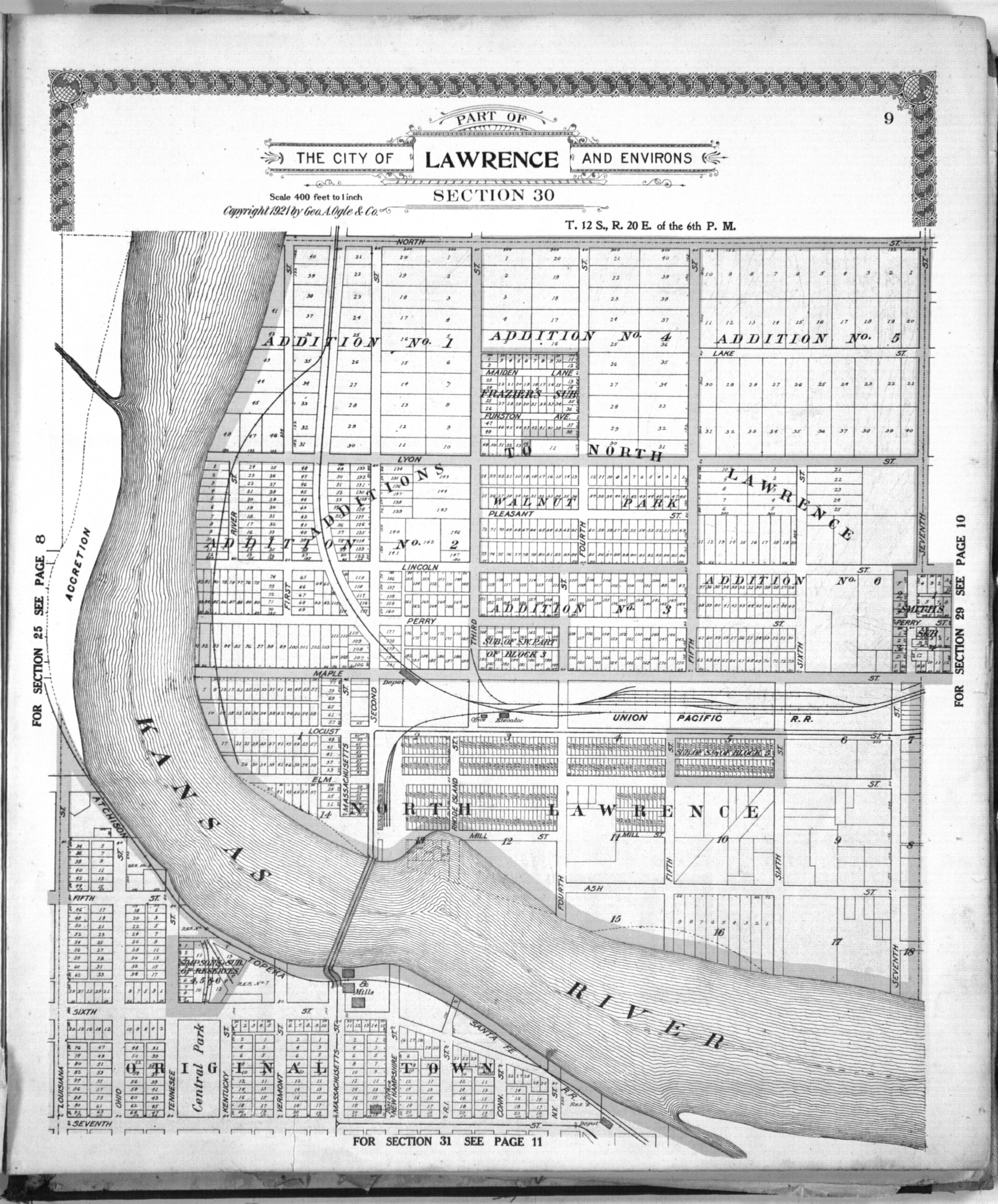 Standard atlas of Douglas County, Kansas - 53