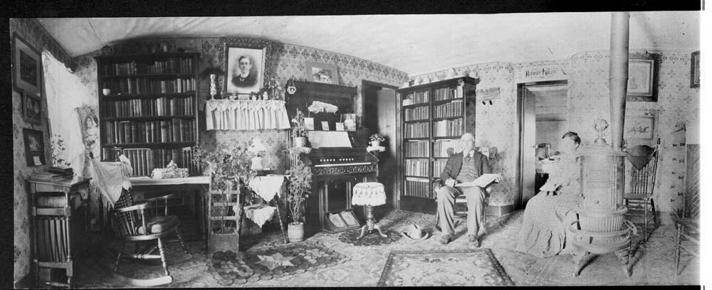 Elam Bartholomew residence, Rooks County, Kansas