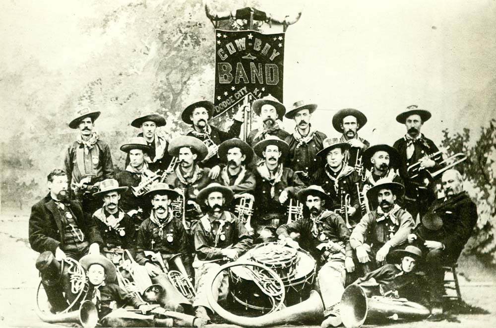 Dodge City Cowboy Band, Dodge City, Kansas
