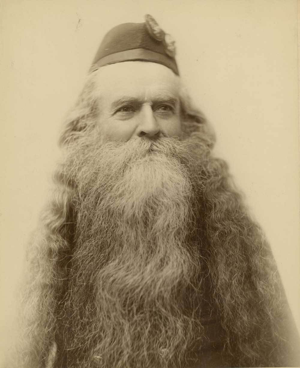 "Hugh Cameron, ""The Kansas Hermit"""