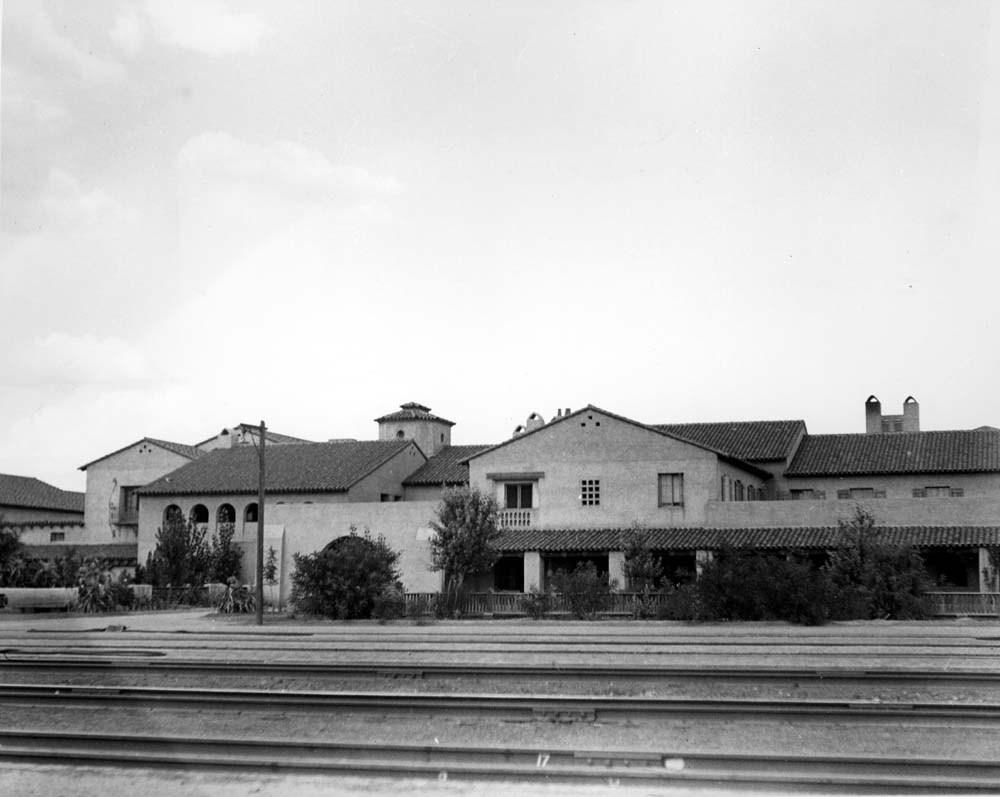 La Posada Hotel, Winslow, Arizona