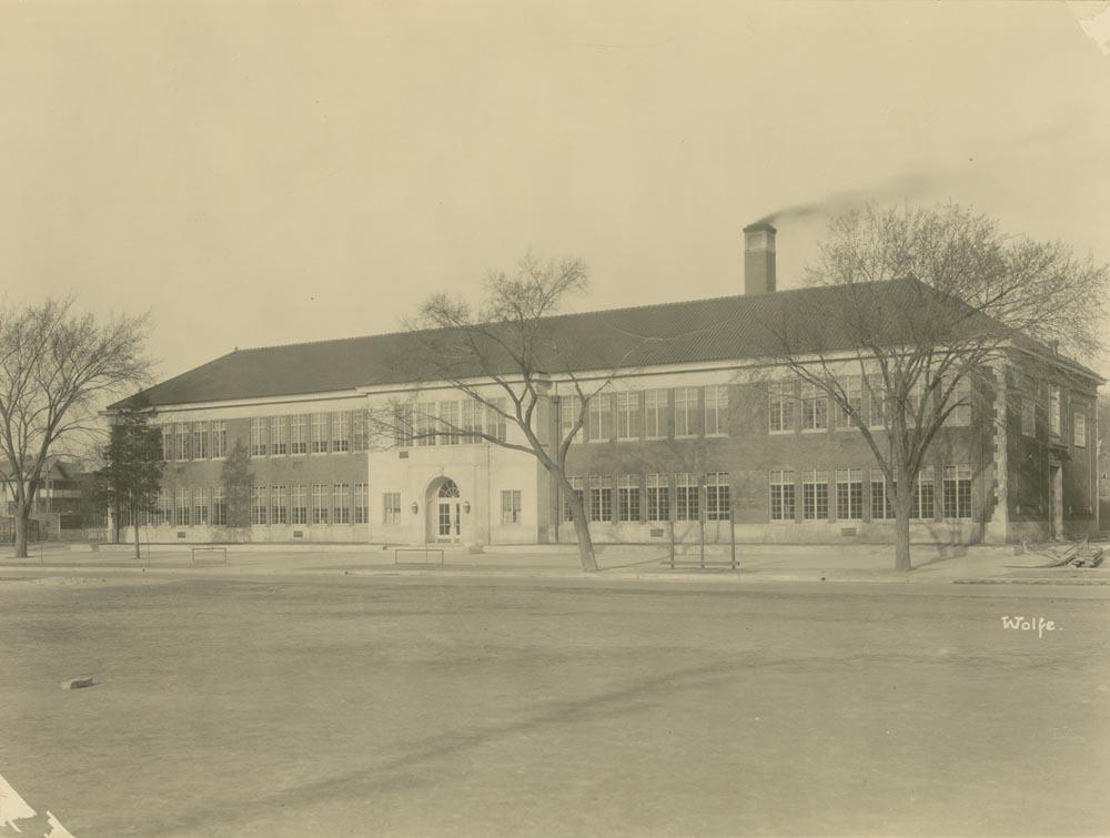 Monroe School in Topeka, Kansas
