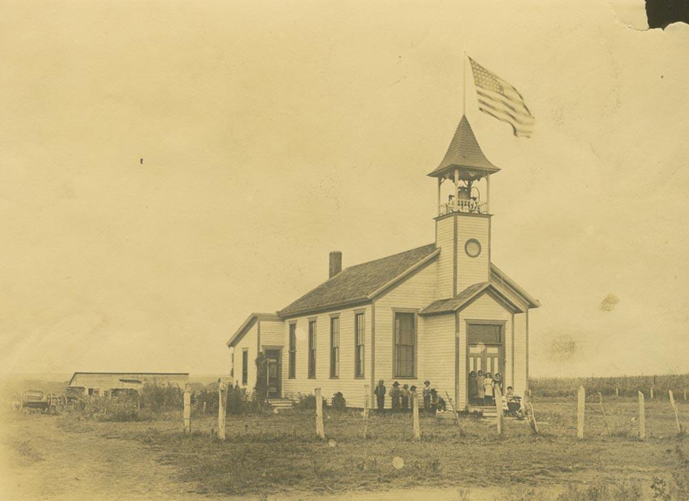 Pottawatomie Indian Mission church