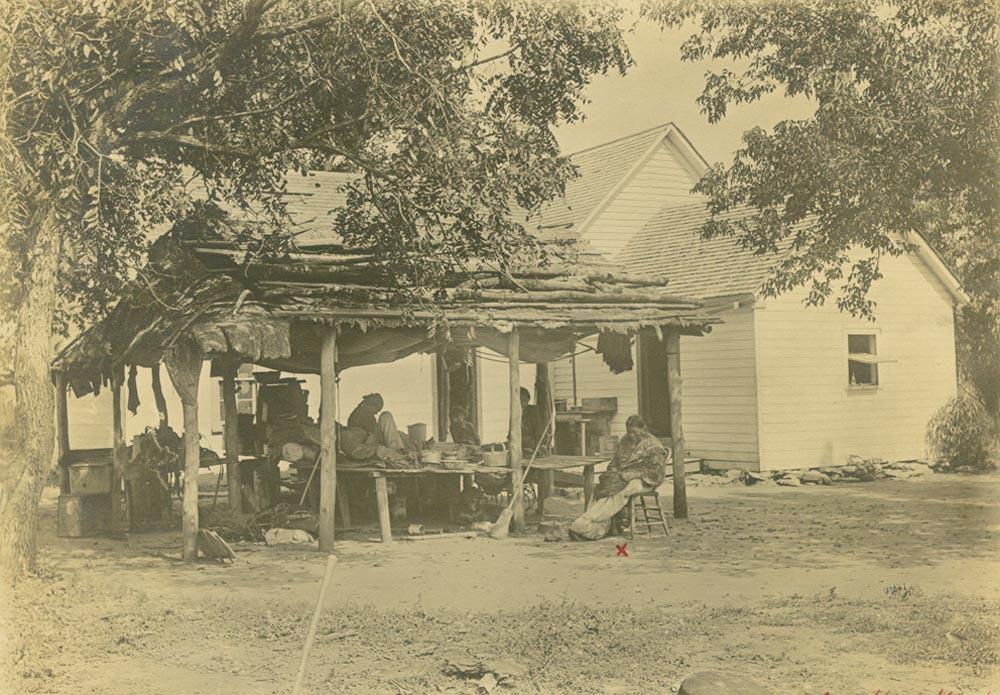 Kack Kack's house