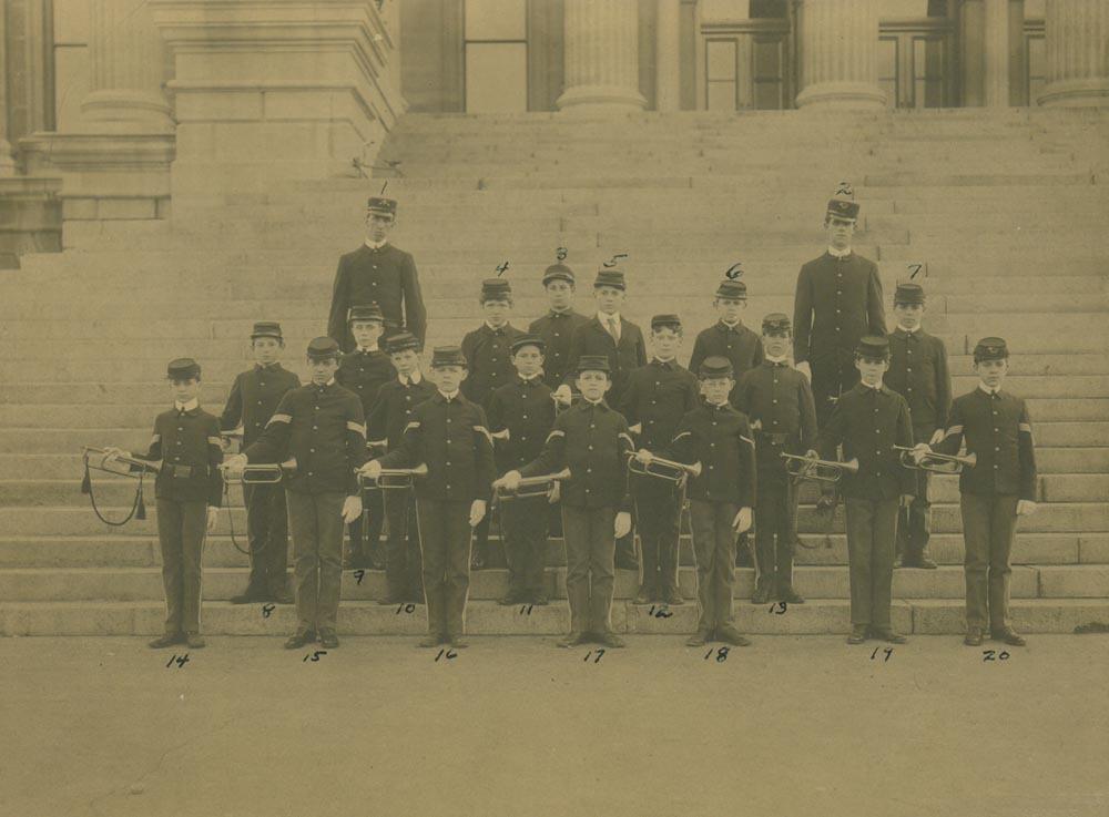 2nd Regiment Bugle Corps, Topeka, Kansas