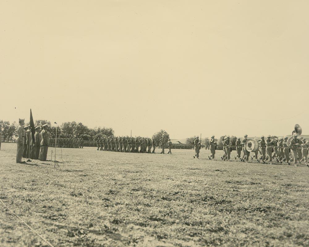 10th Infantry Band, Fort Riley, Kansas