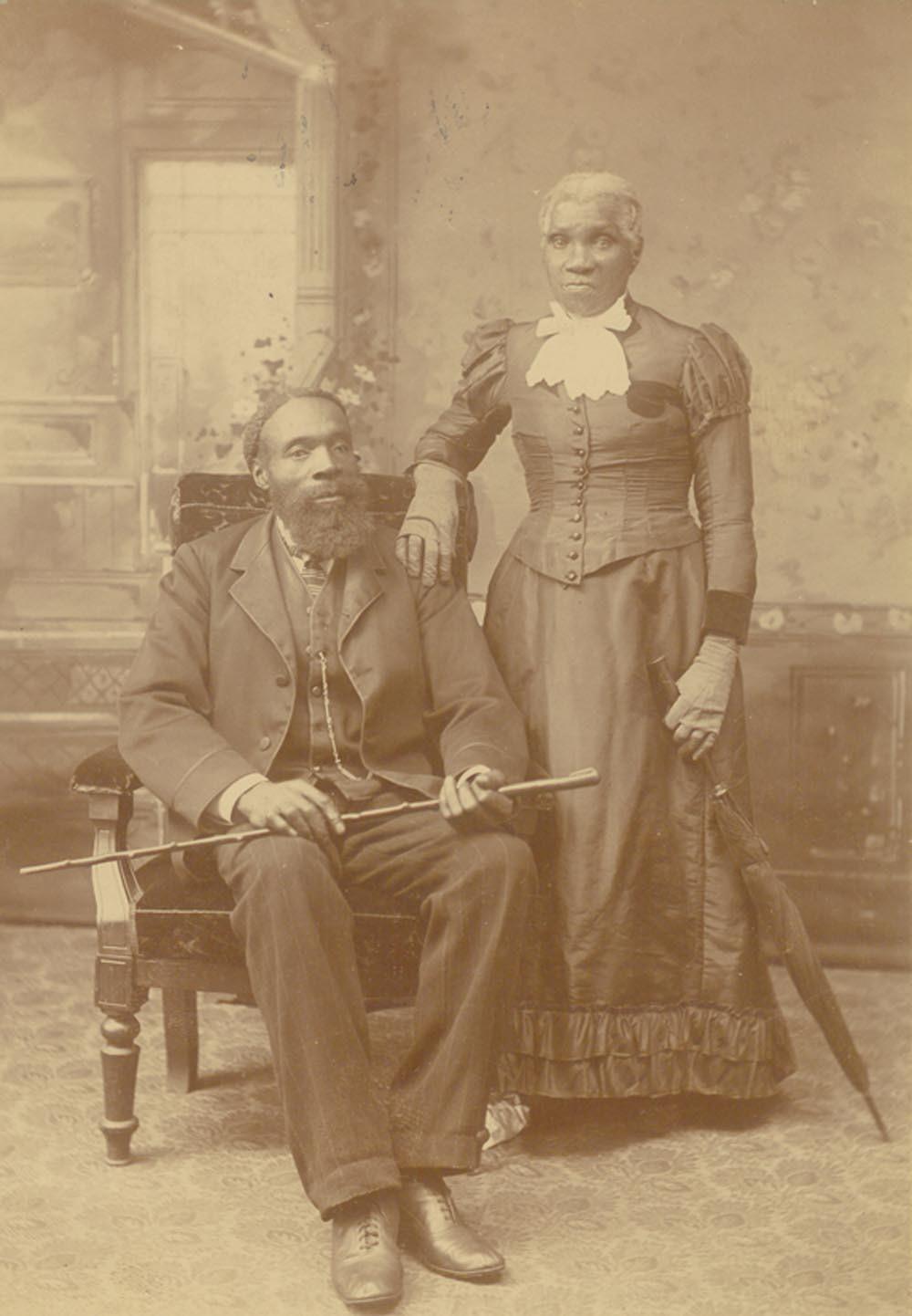 Sam and Jane Harper