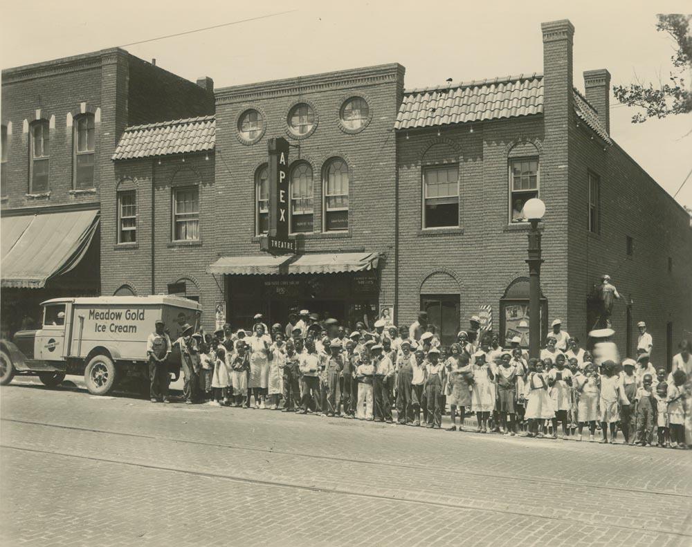Apex Theater, Topeka, Kansas
