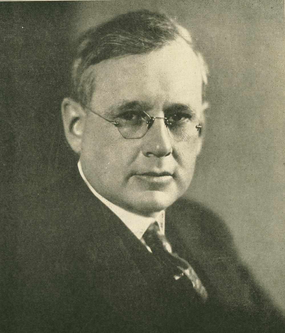 Alfred Mossman Landon, Kansas Governor