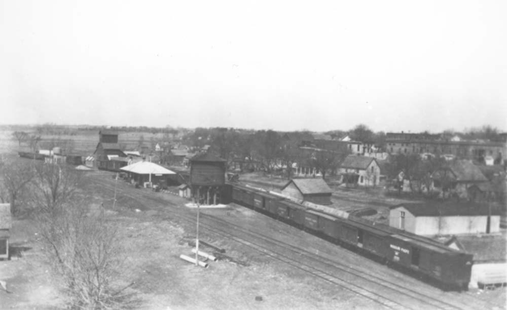 Missouri Pacific rail line