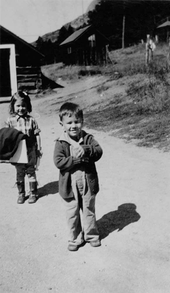 John Cobb and Nancy Jo Landon