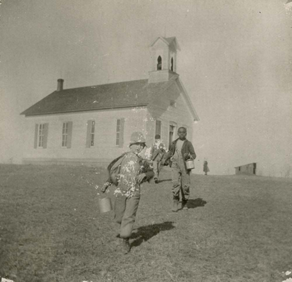 Blue Mound School, Jefferson County