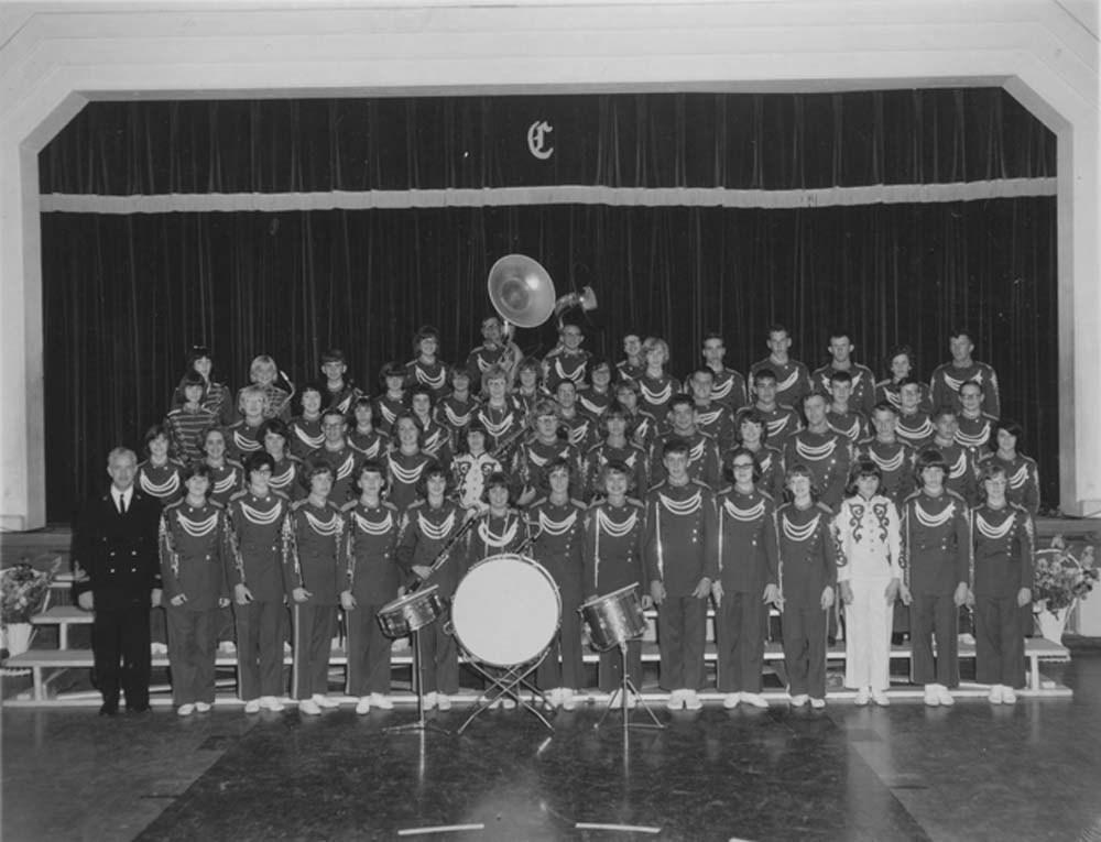Cheney High School Band, Cheney, Kansas