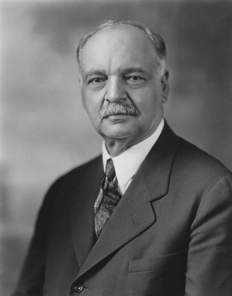 Charles Curtis, Vice President of the United States