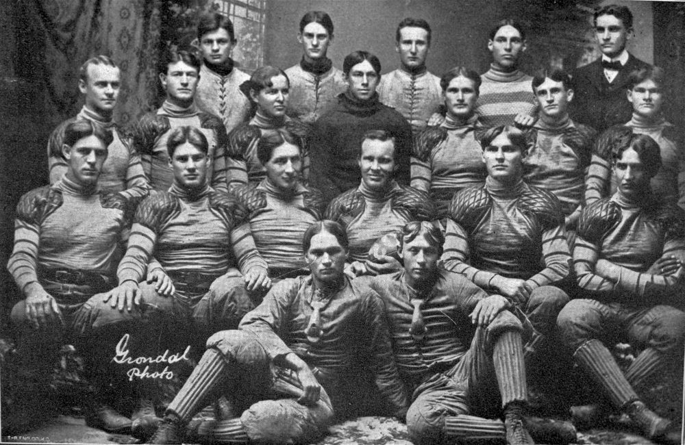 Bethany College football team, Lindsborg, Kansas
