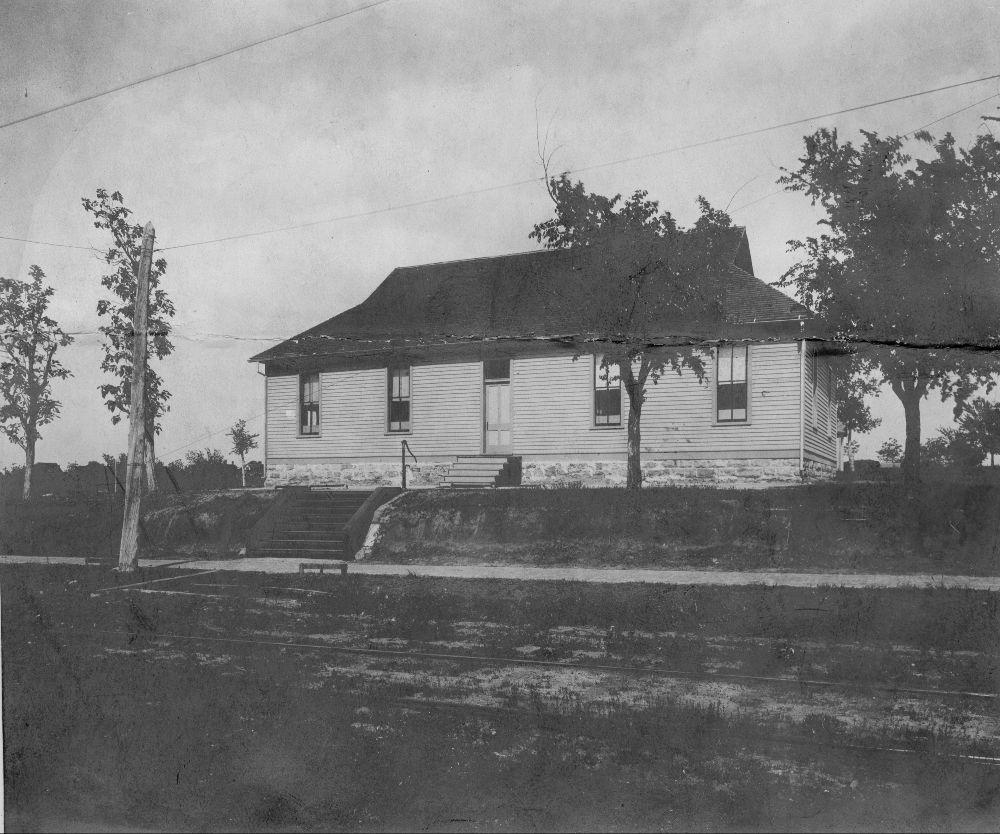 Douglas School in Topeka, Kansas