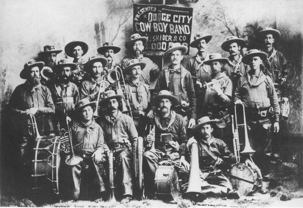Dodge City Cowboy Band, St. Louis, Missouri
