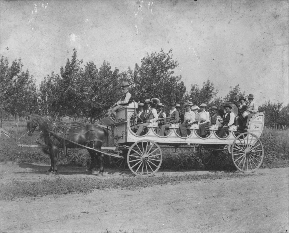 Wakefield Band Wagon
