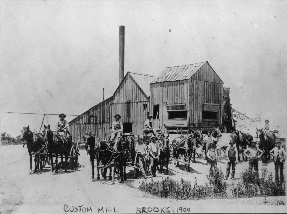 Custom mill