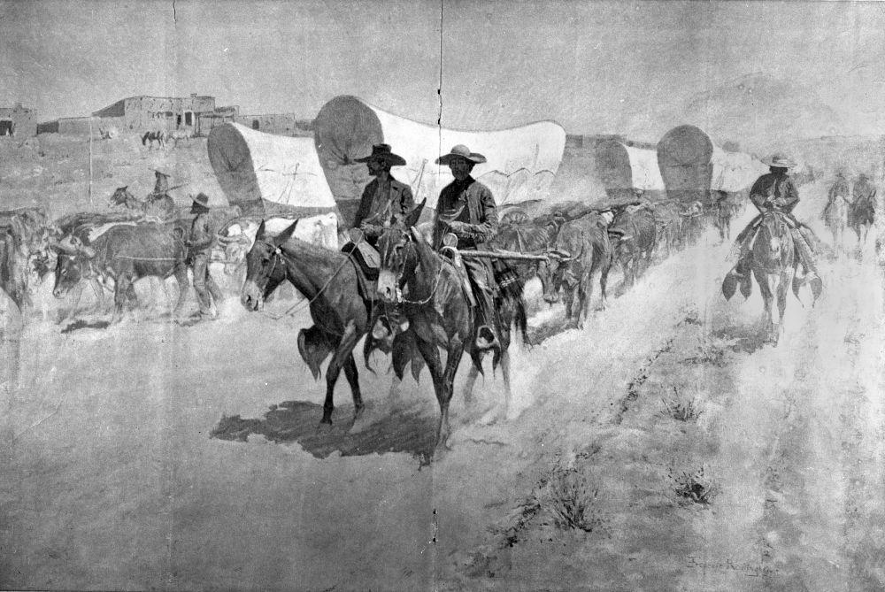 The Santa Fe Trade