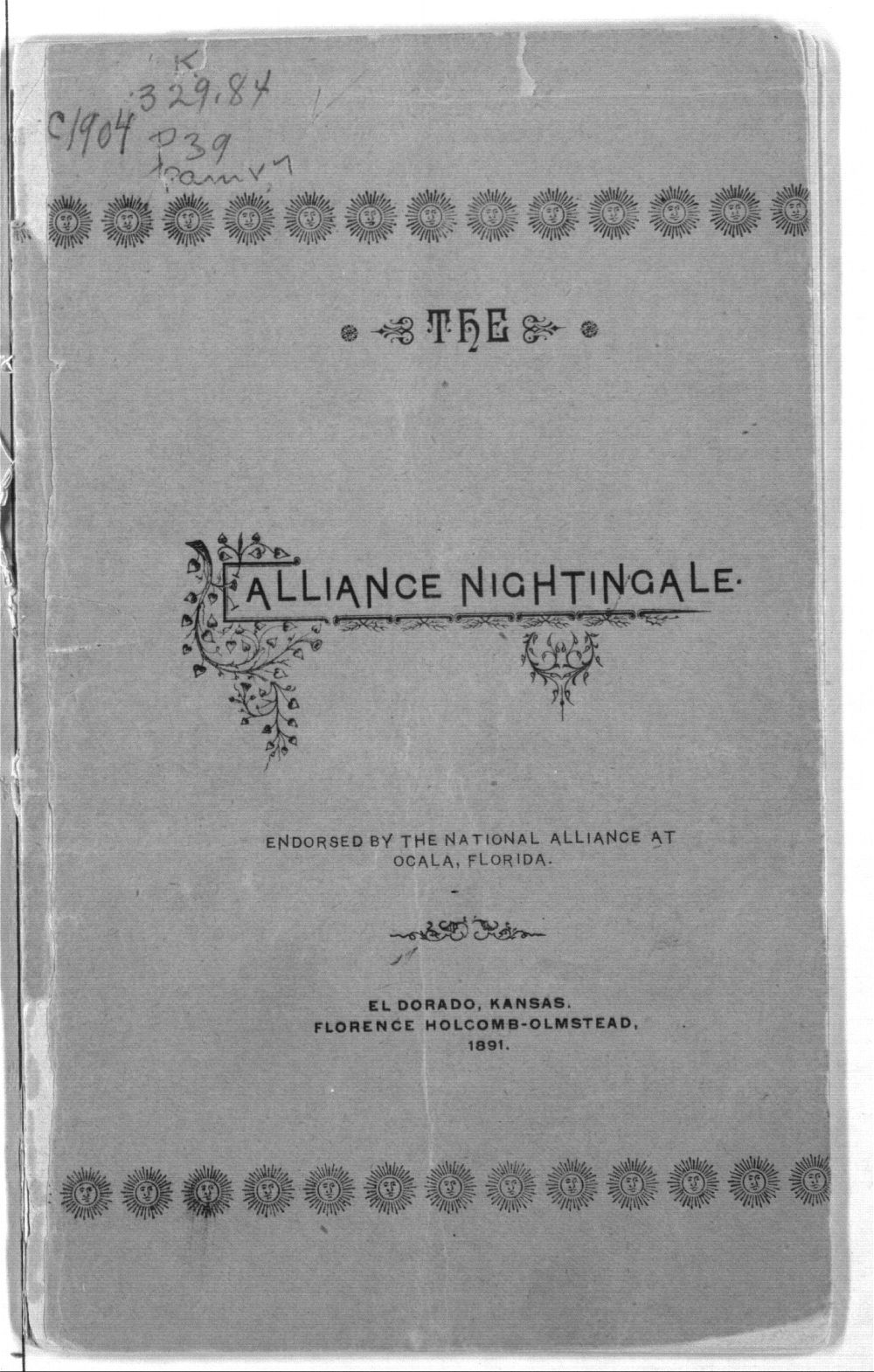 The alliance nightingale - 1