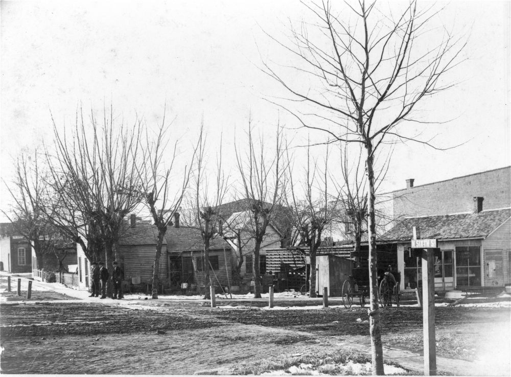 Sixth and Myrtle Streets, Independence, Kansas