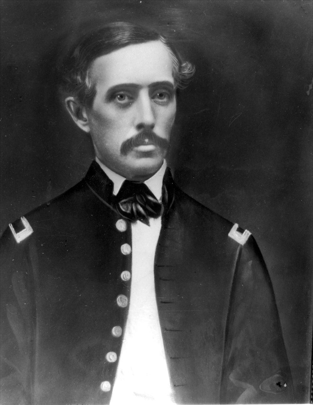Major E. A. Ogden