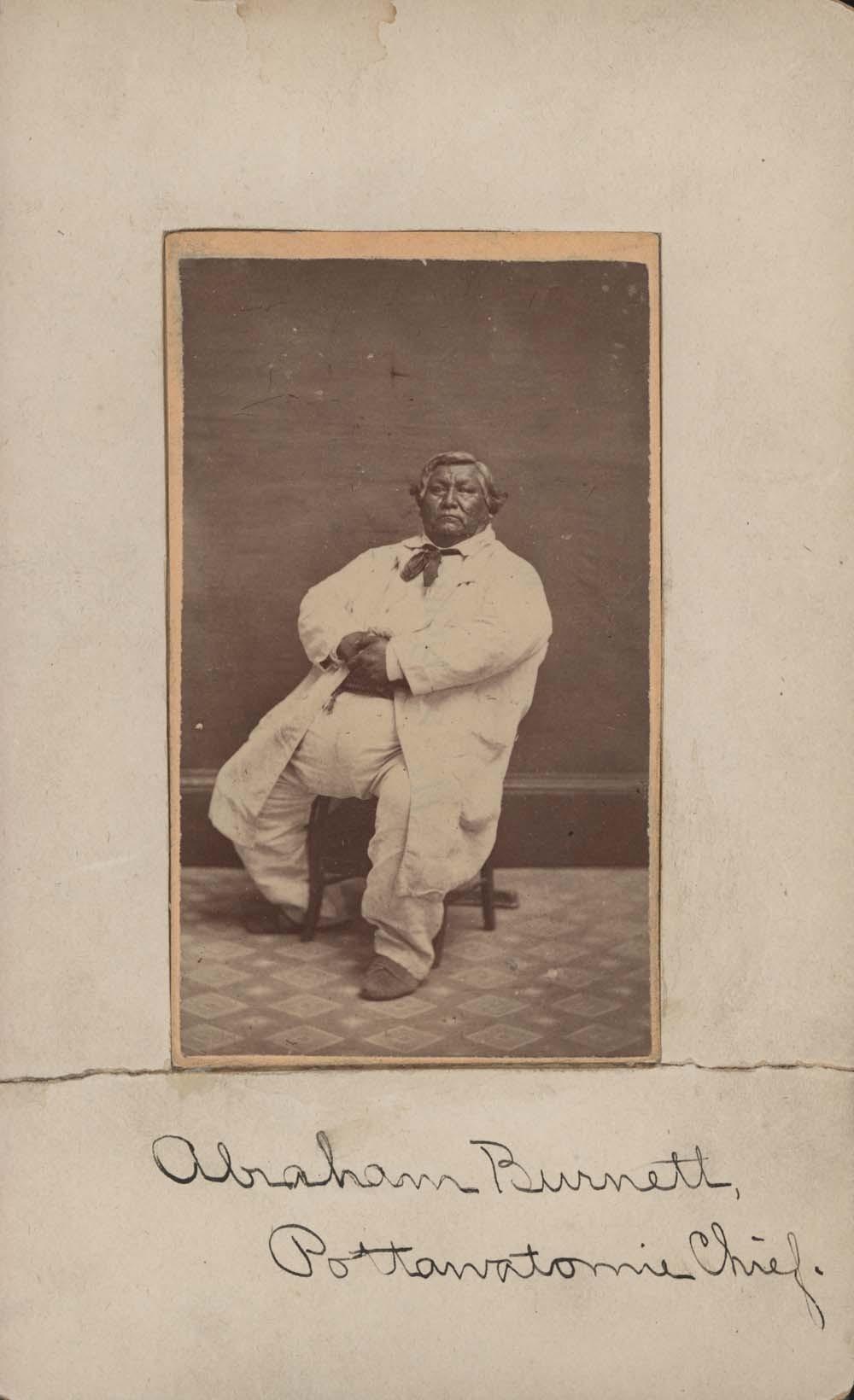 Abraham Burnett