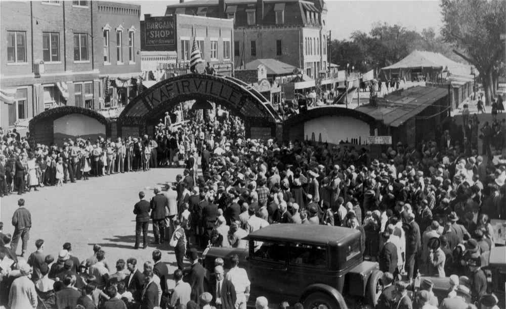 Kafir corn carnival, El Dorado, Kansas