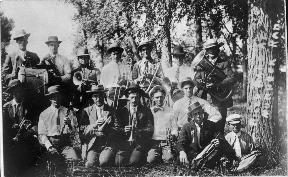 Murdock Band, Murdock, Kansas