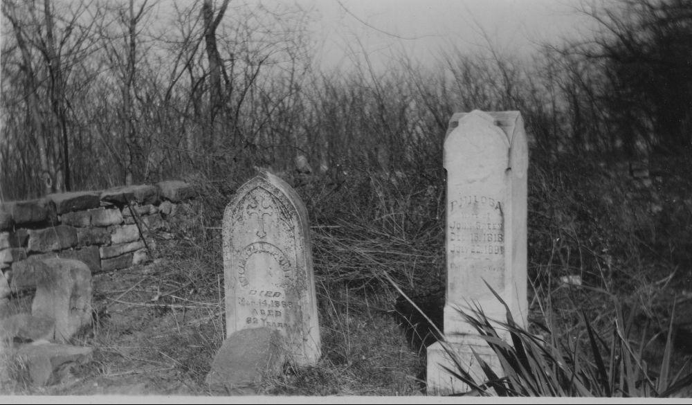 Uniontown Cemetery, Shawnee County, Kansas