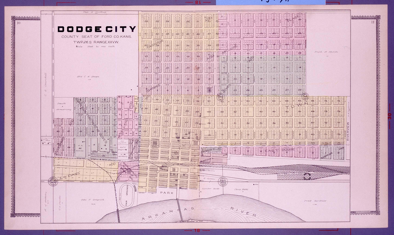 Standard atlas of Ford County, Kansas - 10 & 11