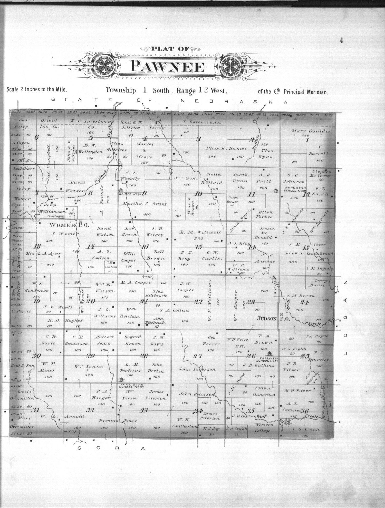 Plat book, Smith County, Kansas - 4