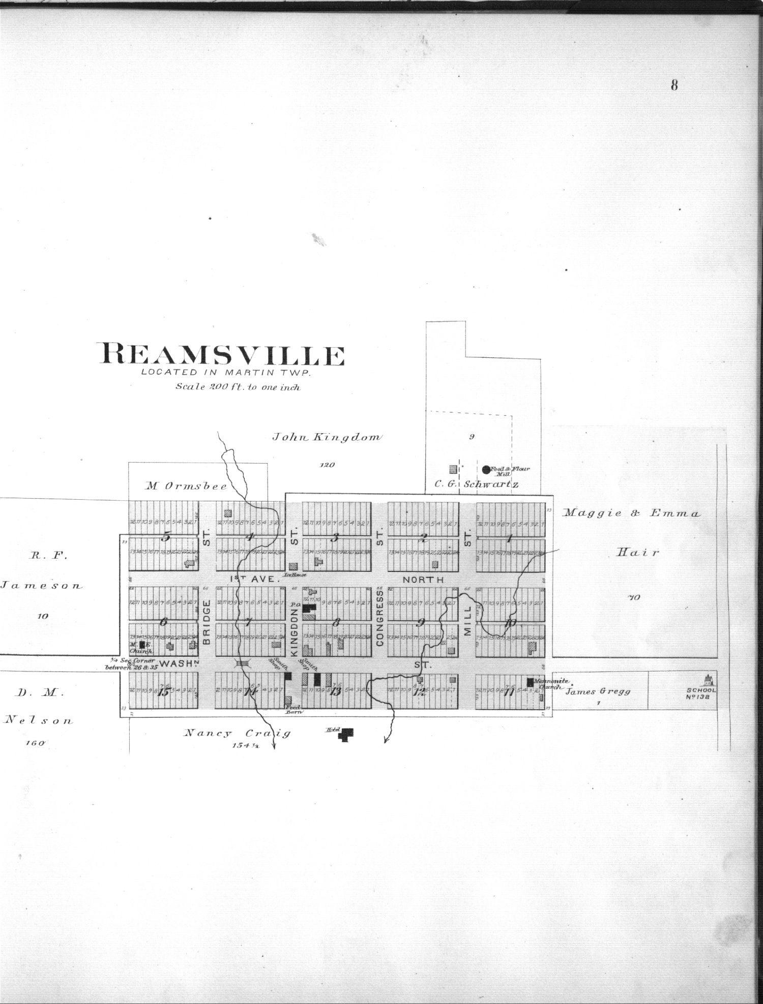 Plat book, Smith County, Kansas - 8