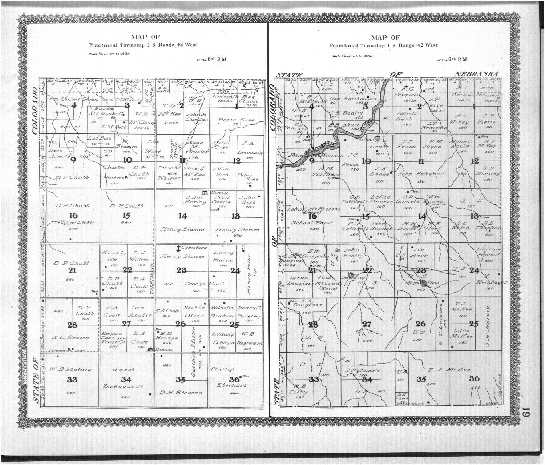 Standard atlas of Cheyenne County, Kansas - 19