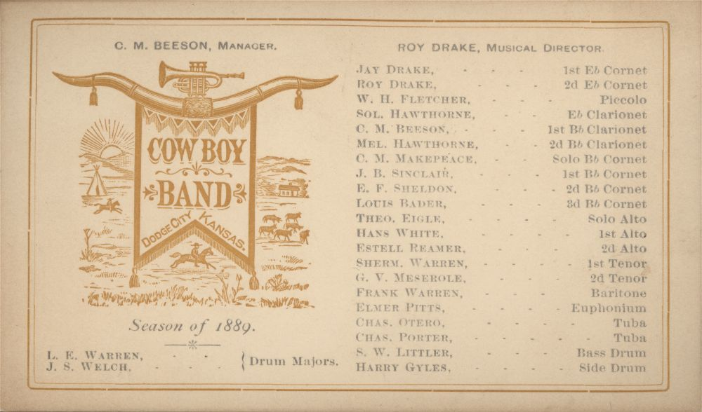 Cowboy Band roster