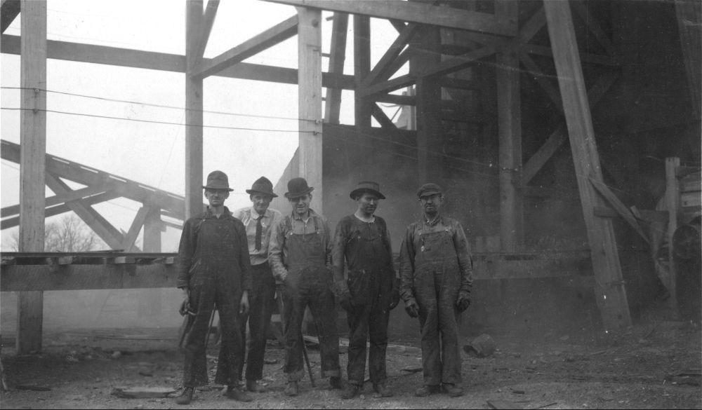 Sheridan Coal Company Mine #7, Crawford County, Kansas